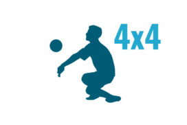VOLLEY-BALL 4x4