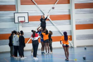 Basket-Ball - Championnat de France Écoles