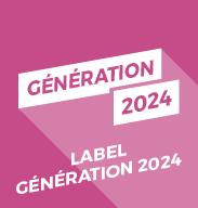 LABEL GÉNÉRATION 2024